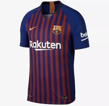 NWT Nike FC Barcelona Suarez DRI-Fit Jersey 2018/2019 XL