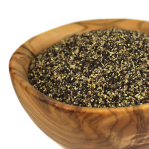Black Pepper Course Ground 200g Loose Packed