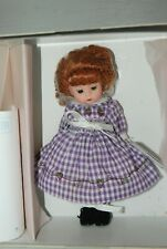 New ListingNew in Box Madame Alexander Just Grape Doll 31305