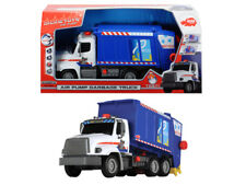 Dickie 203806002 - Fahrzeug - Air Pump Garbage Truck / Müllabfuhr (Ca. 32cm) Neu