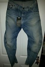 G-Star arc loose tapered fit jeans new with tags w 30 L 32