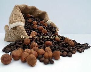 Rich Hazelnut Flavoured Coffee Beans 100% Arabica Coffee Beans Flavour