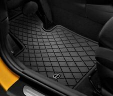 MINI Genuine F56 Hatch 3DR Protect Pack - Floor Mats + Trunk Compartment Mat