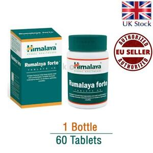 Himalaya Herbal Rumalaya Forte Support in Back Pain, Joint Pain, Frozen Shoulder