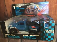 1979 Power Command  Fang Monster Truck George Barris Vintage Coa