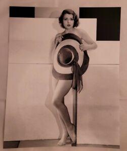 1930s Lillian Roth Vaudeville Gravure Photo. *s129