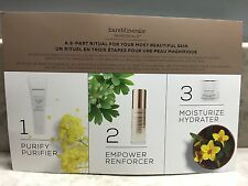 bareMinerals SKINSORIALS Purify.Empower.Moisturize 3 Sample Card SHIPS FREE