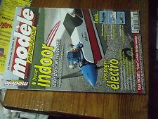 6µ?§ Revue Modele magazine n°665 Plan encarté CYCLONE / ASW 22 MC 2 Funjet