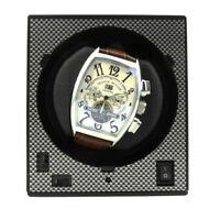 Uhrenbeweger Boxy Classic CARBON EDITION Single