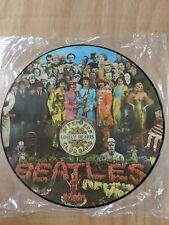 Sgt Pepper Picture Disc Vinyl Record