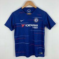 Chelsea Football Club Boys Football Soccer Jersey Youth XL Short Sleeve