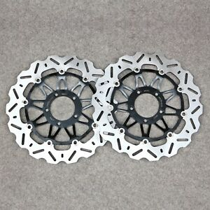 Front Brake Disc Rotor Fit for Ducati 749 796 848 899 998 999 S R Monster 1100 S