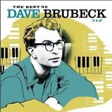 """DAVE BRUBECK """"BEST OF DAVE BRUBECK"""" 2 LP VINYL NEW!"""