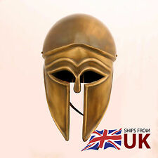 Greek Corinthian Helmet (LARP / SCA / Roman Reenactment Costume Armour)