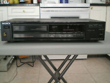 New ListingSony single disc Cd Player Cdp-270, very clean