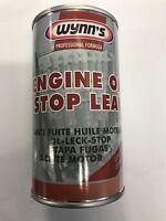 Additivo contro perdite e trasudazioni olio ENGINE OIL STOP LEAK WYNN'S 325ML