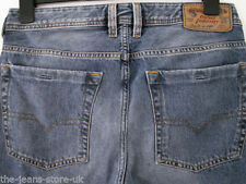 Bootcut 30L Jeans Men's Faded