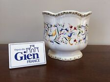 Gien TOSCANA Medium Cache Pot ~ France