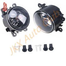For Mitsubishi Grandis Galant 2003-2015 Bumpr Lamp Assembly Clear Fog Lights 2P