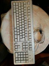 Fujitsu Siemens S26381-K361-L165 English QWERTY Layout Keyboard