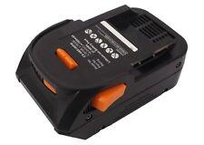 UK batterie pour AEG BBM 18 STX BFL 18 L1815R l1830r 18,0 V rohs