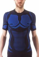Issimo Men's Athletic Compression T-Shirt Moisture Wicking Thermoregulation