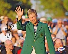 Ben Crenshaw PGA Masters Signed Autographed 8x10 Photo PSA/DNA Authentic AC91683