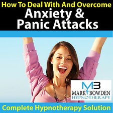 HOW TO DEAL WITH AND OVERCOME ANXIETY AND PANIC ATTACKS - Hypnosis Hypnotherapy