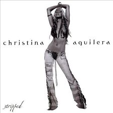 Christina Aguilera : Stripped CD (2002) New! Sealed