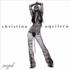 Stripped by Christina Aguilera (CD, 2002, BMG (distributor))