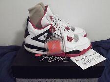 Air Jordan 4 Retro Fire Red 2012 Men's size 10.5 with Hang Tag READ DESCRIPTION