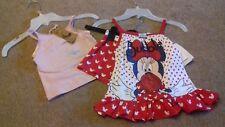BRAND NEW - BUNDLE OF GIRLS CLOTHES - 2-3 YRS - DISNEY MINNIE MOUSE -  box BB