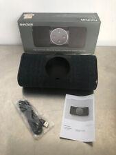 Nedak Bluetooth Speaker + Portable Battery for Amazon Echo Dot Gen 2 AES-B100 BK