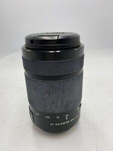 Sony SAL 55300 DT 4.5-5.6/55-300SAM Camera Lens - AD198253