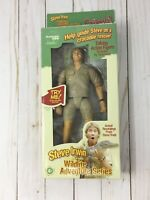 Steve Irwin Talking Action Figure Doll Toy Wildlife Adventure Series SEALED S7