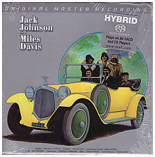 Miles Davis , Jack Johnson - Original Soundtrack Recording (SACD,Hybrid,Ltd)