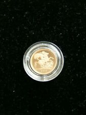 More details for 2009 to 2021 gold quarter sovereign coin - choose your year - royal mint proof
