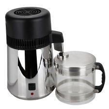 4L Pure Water Distiller Purifier 304 Stainless Steel Internal Used in Dental