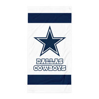 NFL Teams Super Large Beach Towel. Choose your team. DALLAS PATRIOTS PACKERS