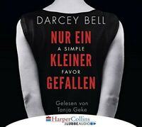 A SIMPLE FAVOR-NUR EIN KLEINER GEFALLEN - BELL,DARCEY  6 CD NEW