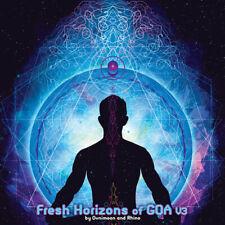 Fresh Horizons of Goa, Vol. 3: By Ovnimoon and Rhino VA/CD [Goa / Rare / Import]