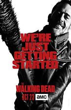 The Walking Dead poster : Season 7 : 11 x 17 inches - Negan, Jeffrey Dean Morgan