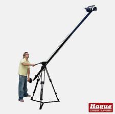 Hague HDV Boom Camera Crane Fluid DSLR Camcorder Jib System for Video Tripods K8
