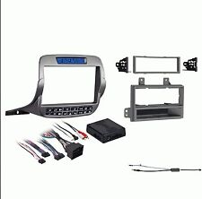 Chevy Camaro 2010-2015 Car Stereo Radio Dash Install Kit with Antenna Adapter