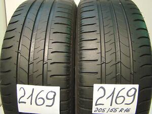 2 x Sommerreifen Michelin Energy Sever  205/55 R16,91H.