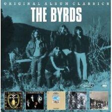 THE BYRDS - ORIGINAL ALBUM CLASSICS 5 CD POP NEU