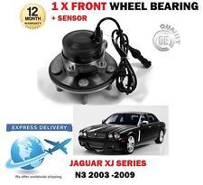für Jaguar XJ 6 N3 2005-2009 1x Vorder Rad Laufwerk Hauben Set mit ABS Sensor