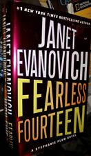 Fearless Fourteen by Janet Evanovich  HARDBACK 1st edition 0312349513
