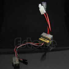 320A Brushed Brush Speed Controller ESC RC Truck Car Boat Reverse 1/8 1/10