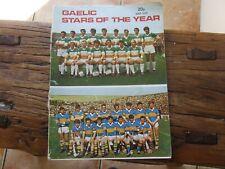 Irish Gaelic GAA Programme Book 1971 Offaly